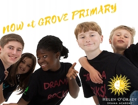 The Grove Primary School in Cape Town takes on Helen O'Grady - South Africa