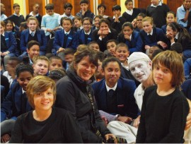 Cape Town drama school welcomes renowned mime artist Markus Schmid to classes - South Africa