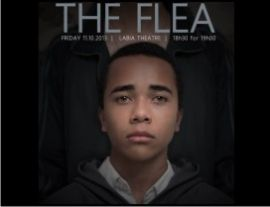 Hishaam Ryklief, from the Cape Town Academy, takes the lead role in a new film, 'The Flea' - South Africa